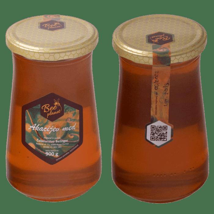 akacijev med
