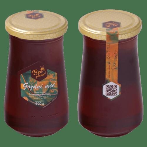 gozdni med